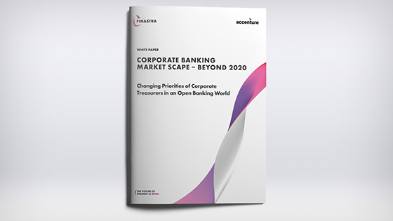 White Paper: Corporate Banking Market Scape – Beyond 2020