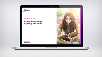 Fusion Knowledge Services Brochure