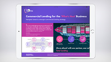 Commercial Lending for the 'What's Next' Business