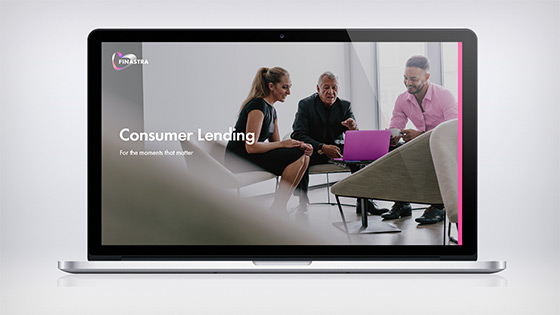 Consumer Lending: For the moments that matter