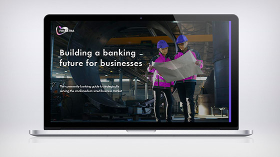 Building a banking future for businesses