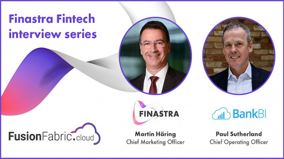 FusionFabric.cloud chat with Paul Sutherland from BankBI
