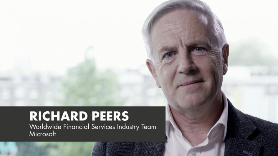 Interview with Richard Peers – Worldwide Financial Services at Microsoft