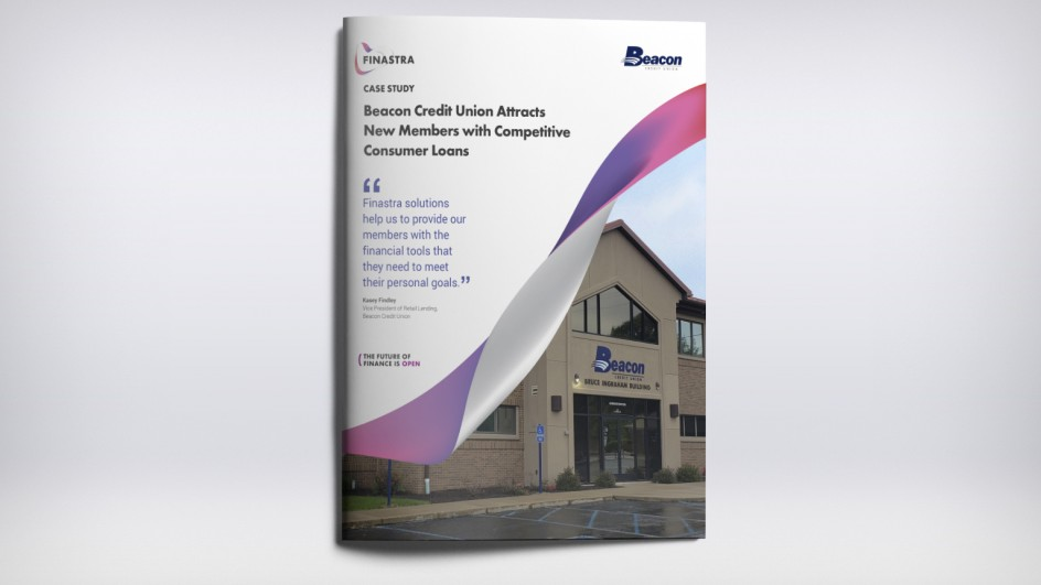 Beacon Credit Union Attracts New Members with Attractive Consumer Loans Case Study