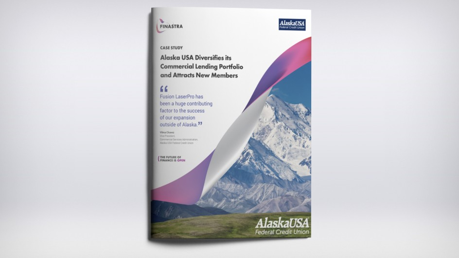 Alaska USA Federal Credit Union Leverages Fusion LaserPro to Grow and Ensure a Superior Member Experience