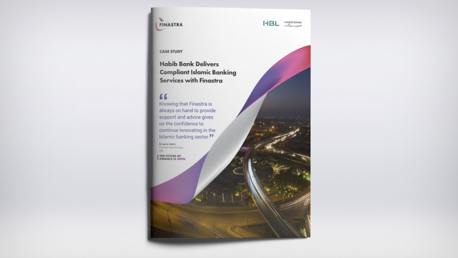 Habib Bank Delivers Compliant Islamic Banking Services with Finastra