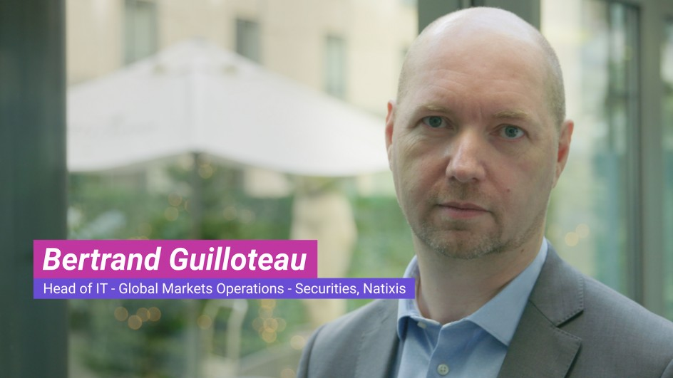 Natixis: A single tool for securities finance