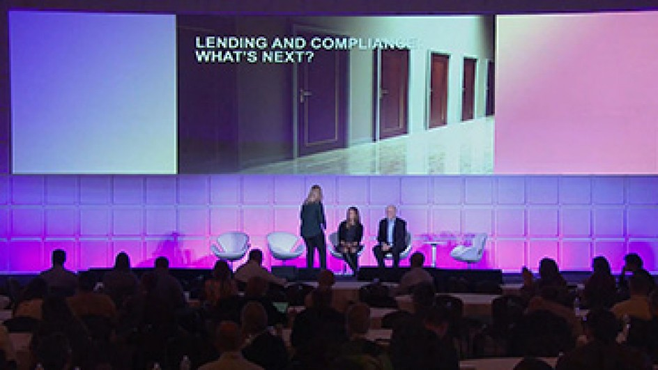 Lending & compliance panel discussion: Trends and impacts