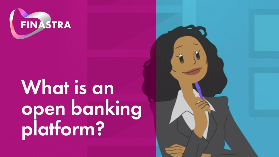 What is an open banking platform?