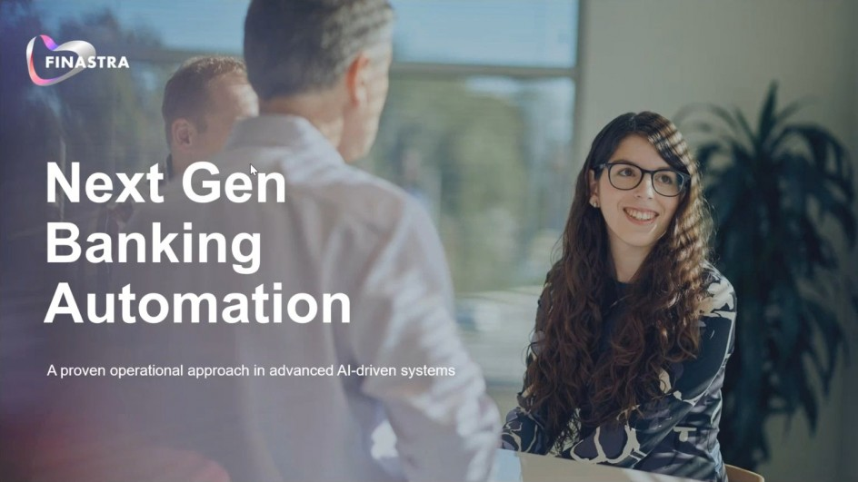 Next Gen Banking Automation for Credit Unions: A proven operational approach in advanced AI-driven systems
