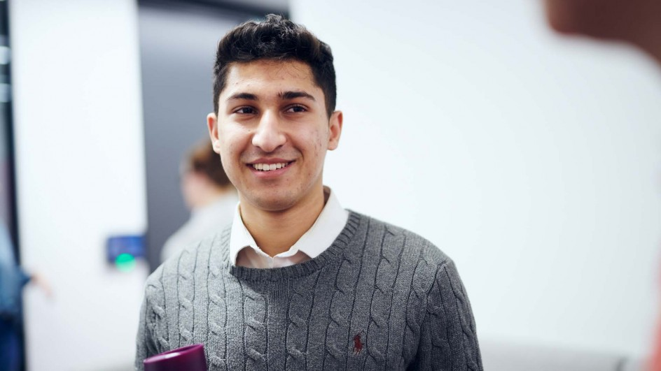 Omar, Global Services Intern, talks about his experience at Finastra, and the effect of Covid on his Internship