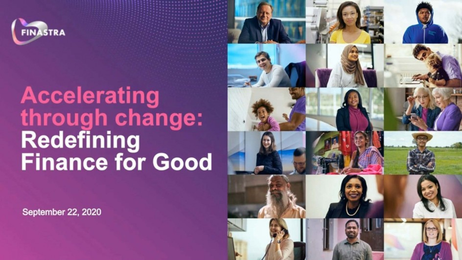 Redefining Finance for Good  - Americas