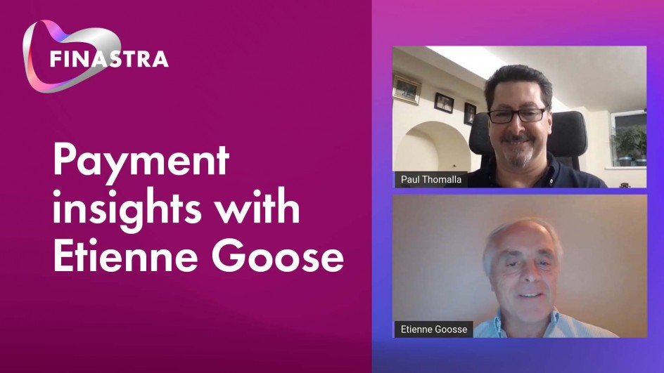 2 way video conference with purple background