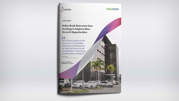 Belize Bank Reinvents Core Banking