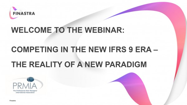 Competing in the new IFRS 9 era
