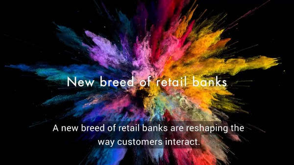 Retail Banking - Digital to the Core