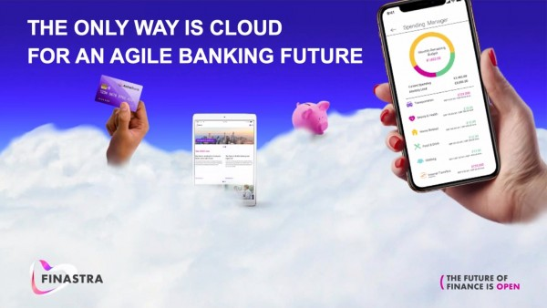 The only way is Cloud - for an agile banking future