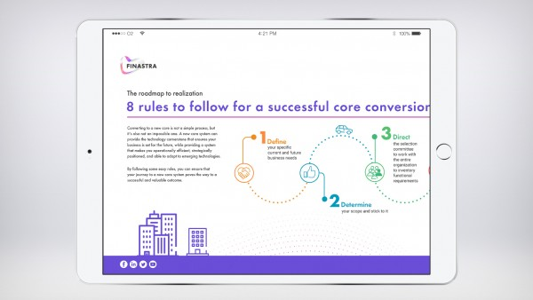 8 rules to follow for a successful core conversion