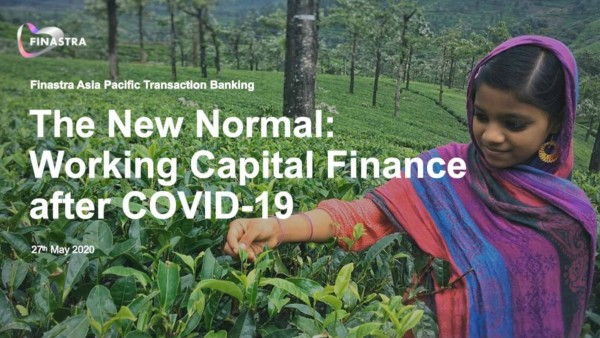 The new normal: Working Capital Finance after COVID-19