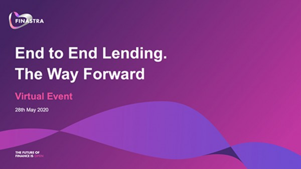 The way forward. End-to-end Lending
