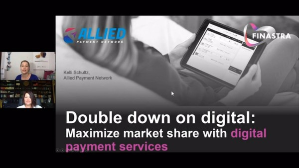 Double down on digital banking: Maximize your market share with digital payment services