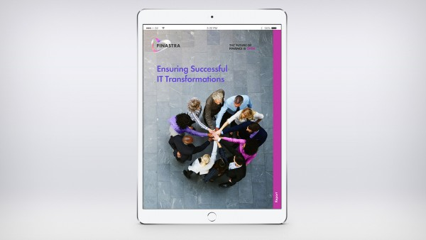 Ensuring Successful IT Transformations in 2020 and Beyond