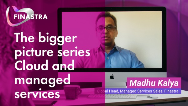 The bigger picture series: Cloud and managed services