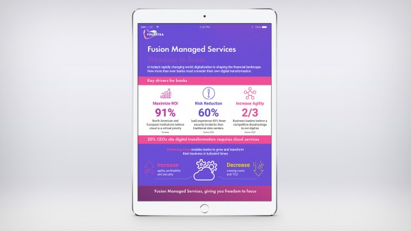 Fusion Managed Services Infographic