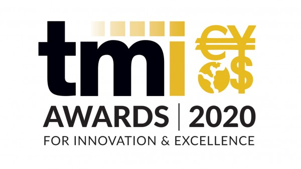 TMI Awards for Innovation & Excellence 2020 logo