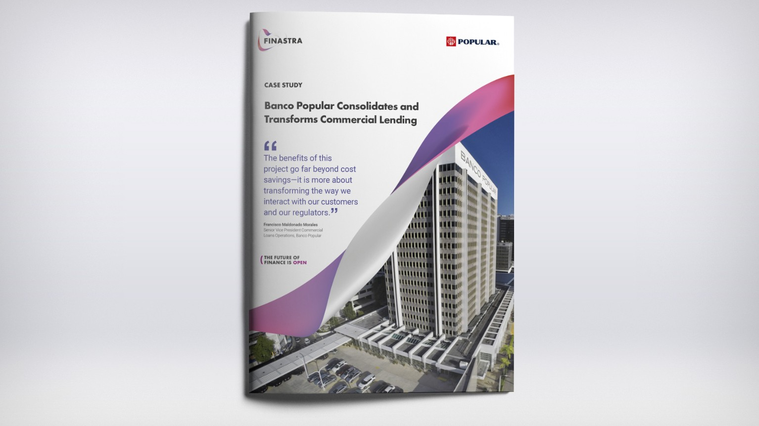 Banco Popular Consolidates and Transforms Commercial Lending