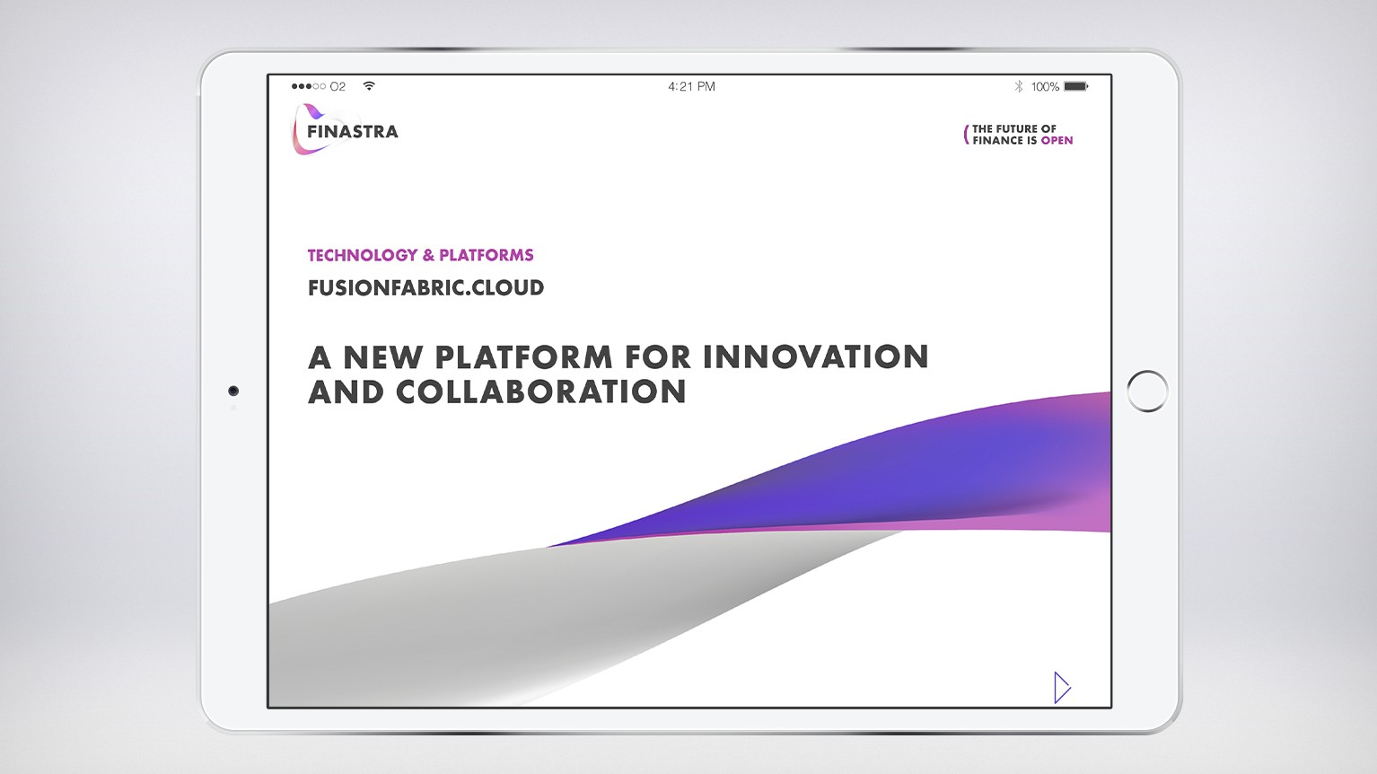 FusionFabric.cloud Solution Overview Brochure