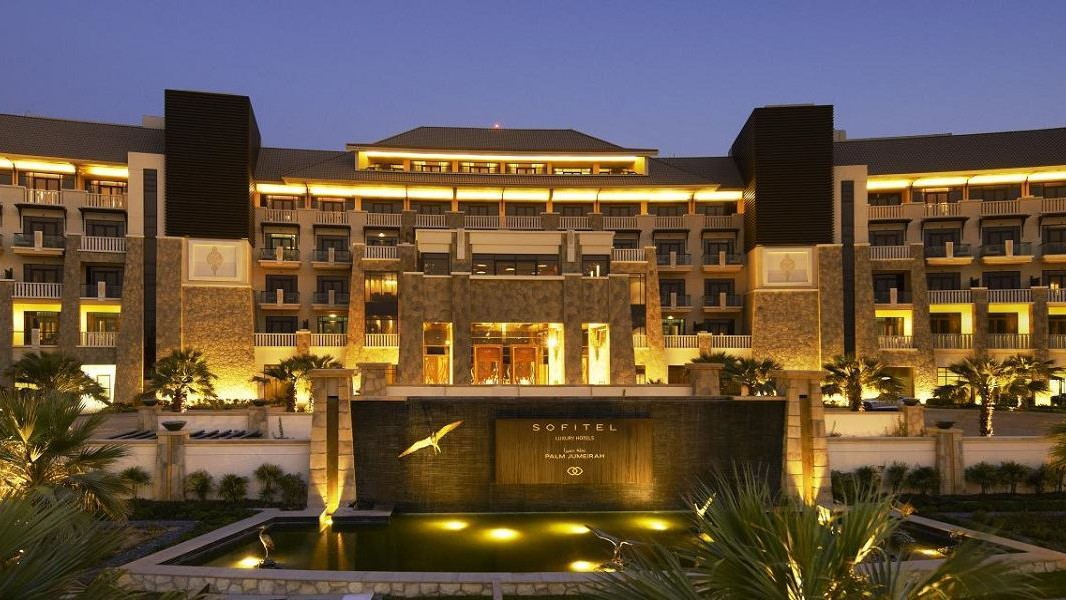 Sofitel, The Palm in Palm Jumeirah, Dubai