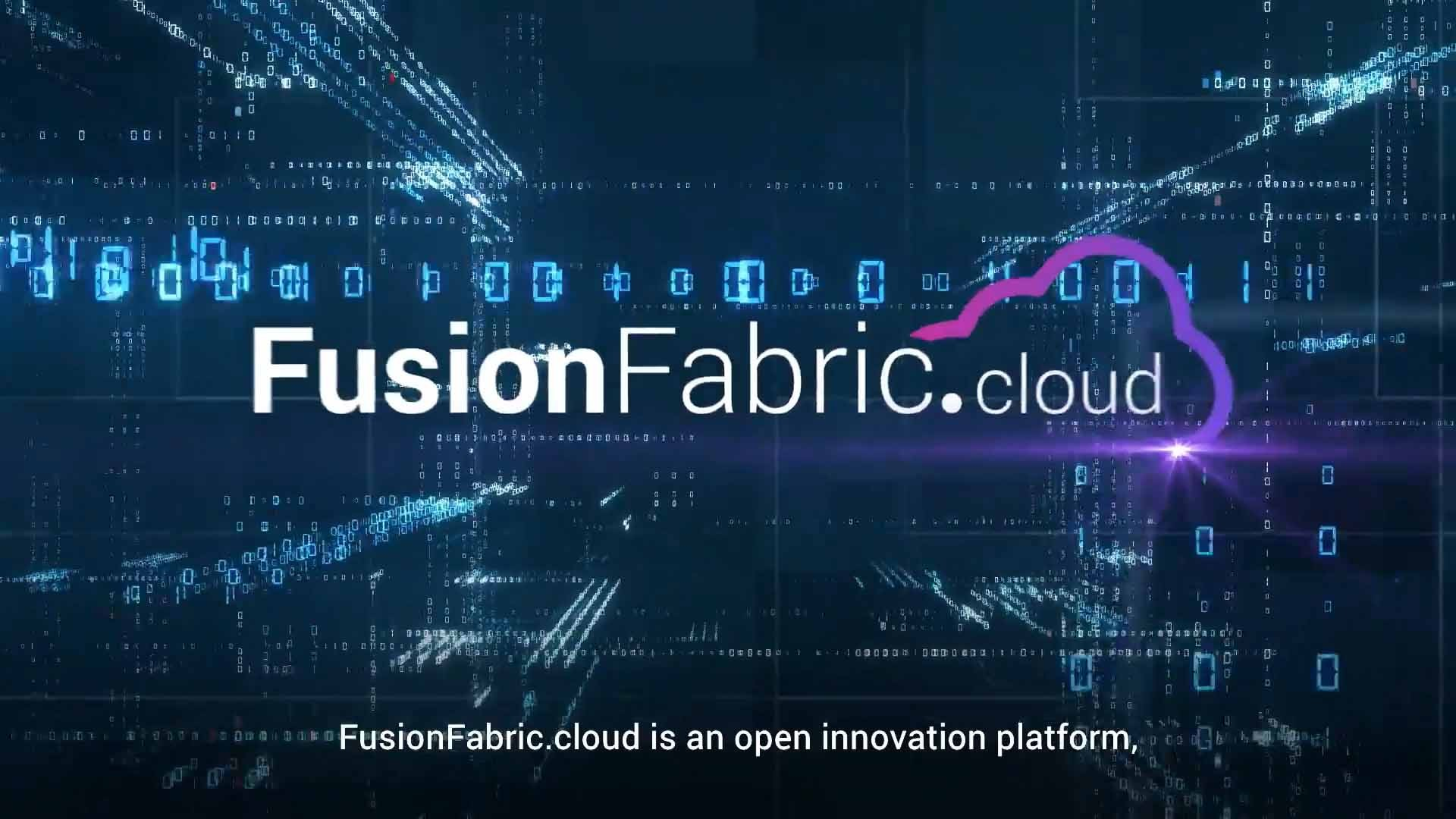 FusionFabric.cloud - Unlocking Innovation in Financial Services