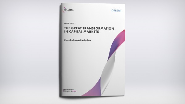 The Great Transformation in Capital Markets