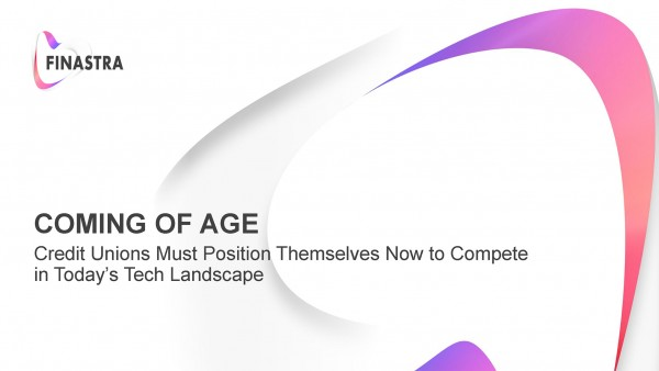 Coming of Age: Competing in Today's Tech Landscape