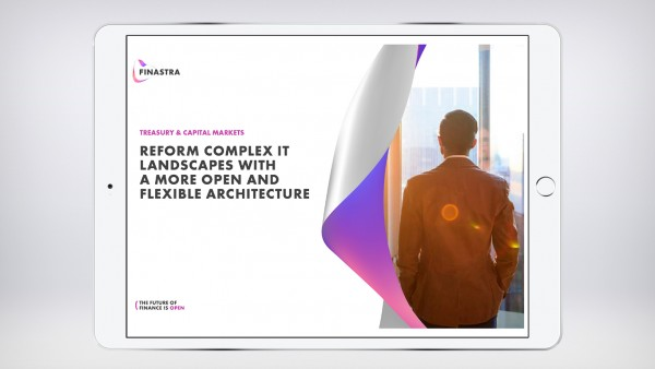 Reform Complex IT Landscapes with a More Open and Flexible Architecture