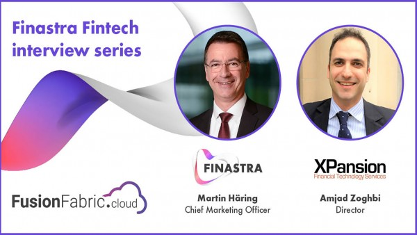 FusionFabric.cloud chat with Amjad Zoghbi of XPansion