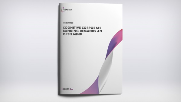 Cognitive Corporate Banking Demands an Open Mind