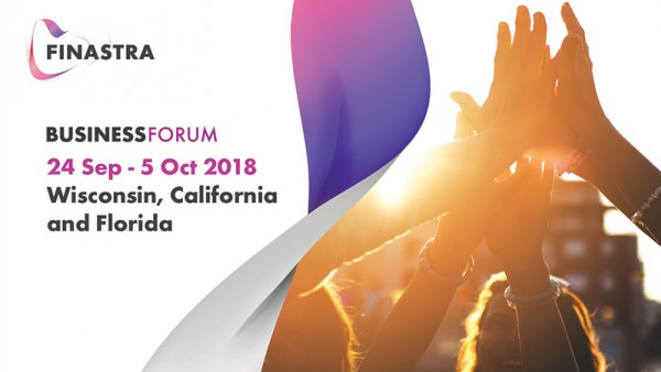 Finastra Business Forums, Fall 2018