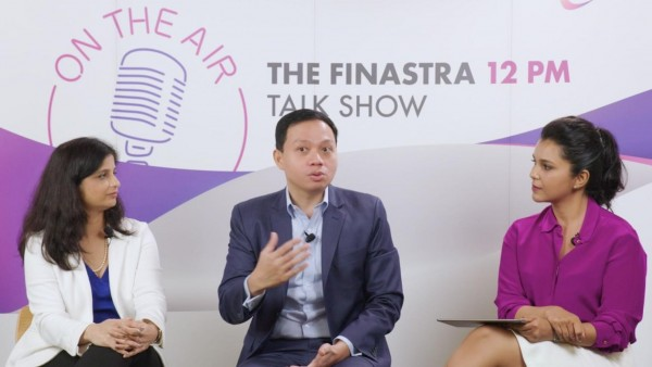 The Finastra 12 PM Talk Show Episode 2
