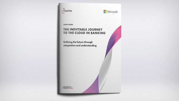 The Inevitable Journey to the Cloud in Banking