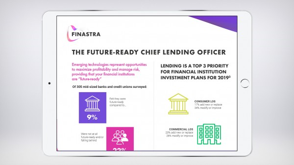The Future-Ready Chief Lending Officer (Infographic)