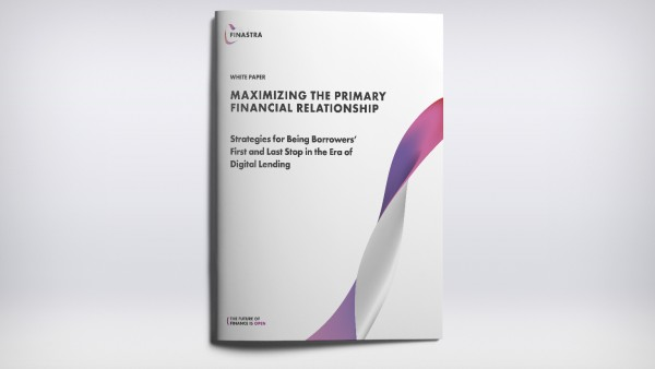 Maximizing the Primary Financial Relationship