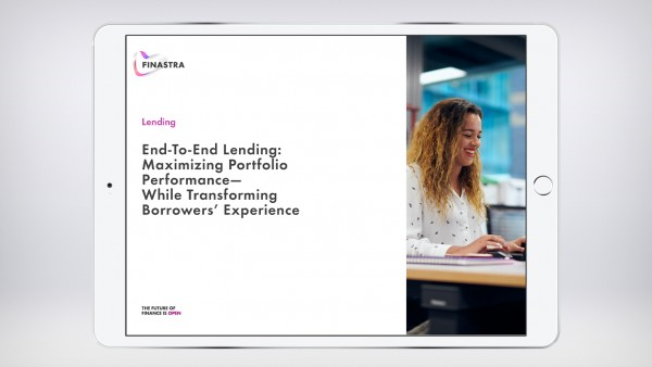 End-to-end Lending (Brochure)