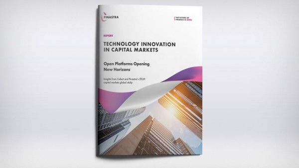 Technology innovation in capital markets: Open Platforms Opening New Horizons