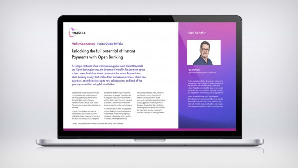 Unlocking the power of open banking with instant payments