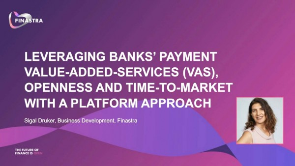 Leveraging banks payment value-added-services
