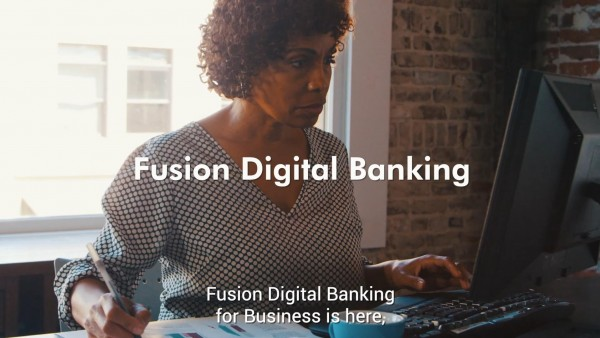 Fusion Digital Banking: Business
