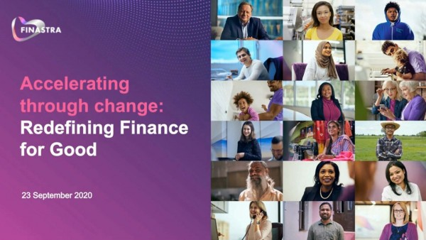 Redefining Finance for Good - Asia Pacific