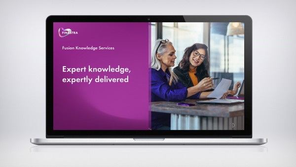 Fusion Knowledge Services (Brochure)